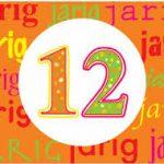 12Jarig